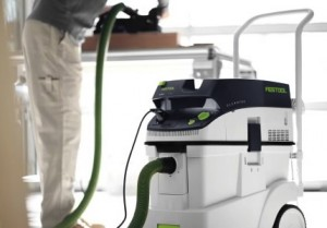 FESTOOL sanders and dust extraction systems at Marshall Johnson Painting.com